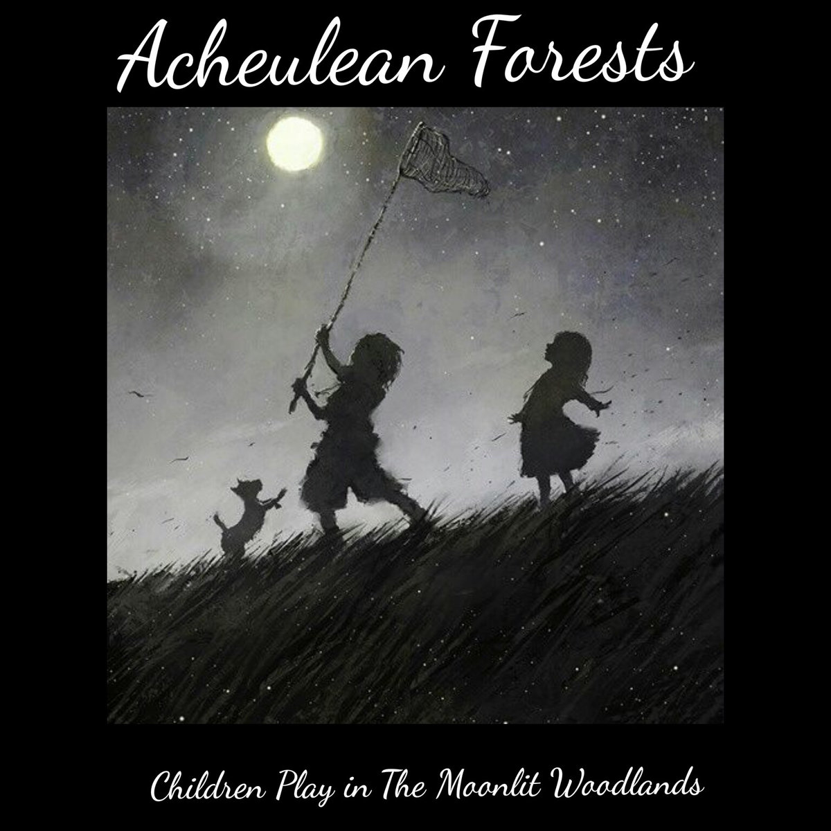 Children Play In The Moonlit Woodlands (Come Out And Play)