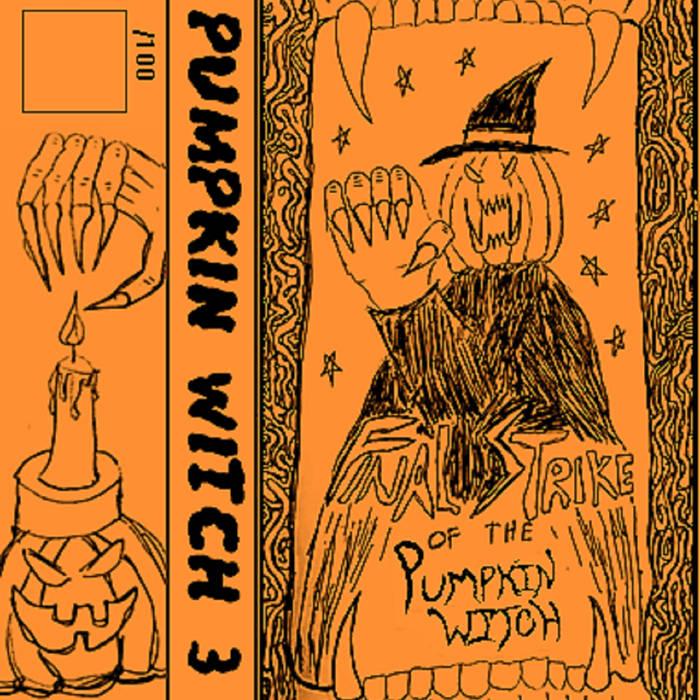 Final Strike Of The Pumpkin Witch