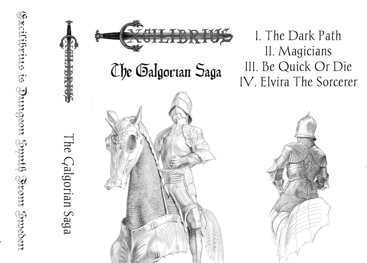 The Galgorian Saga