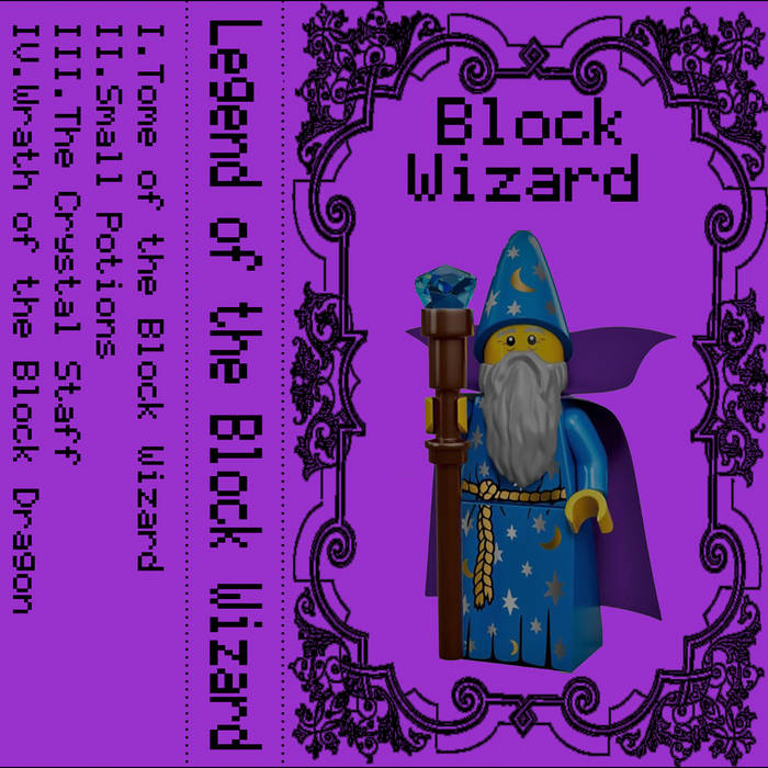Legend of the Block Wizard