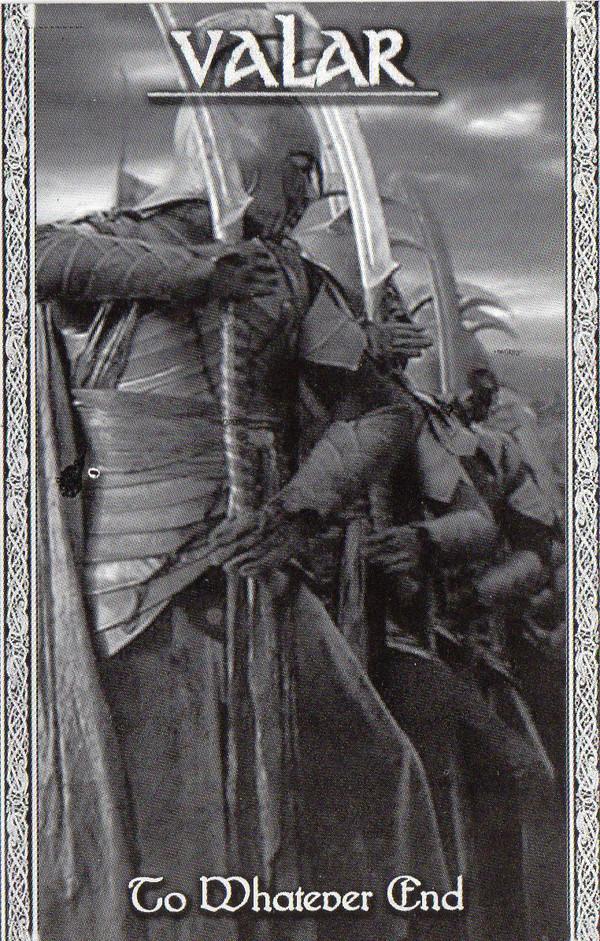 To Whatever End / Enslaved in Evil Darkness (Split with Uruk-Hai)