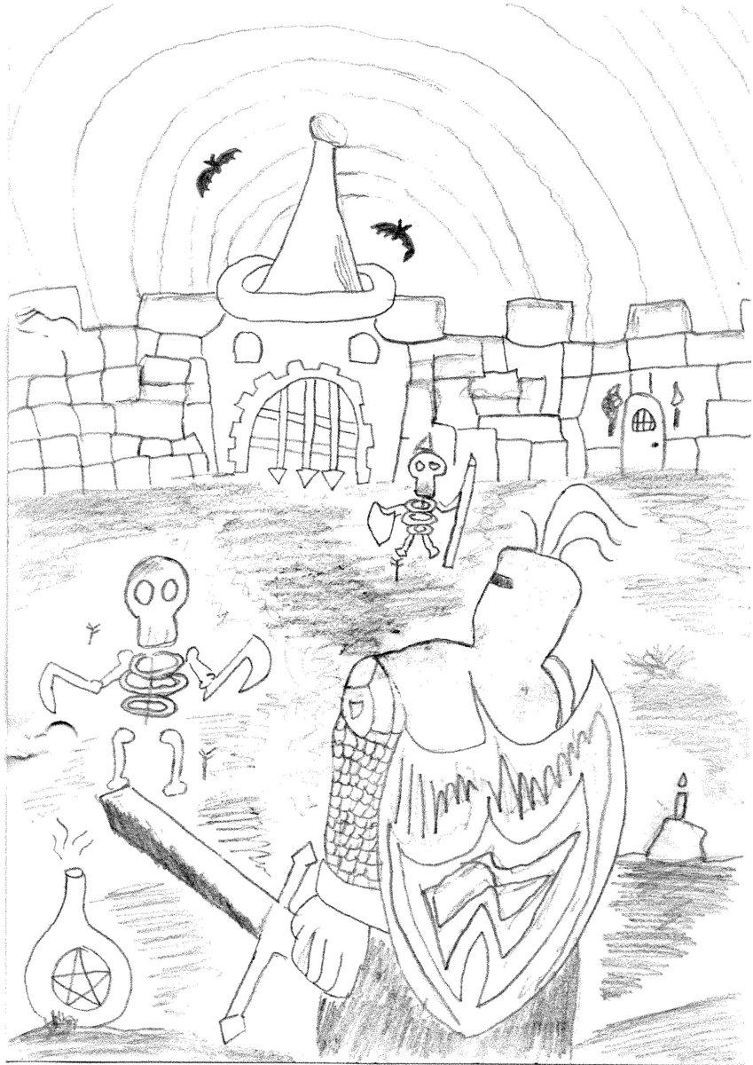 Trickster Castle Magic -Tome. I