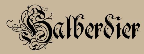 Halberdier