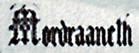 Mordraaneth