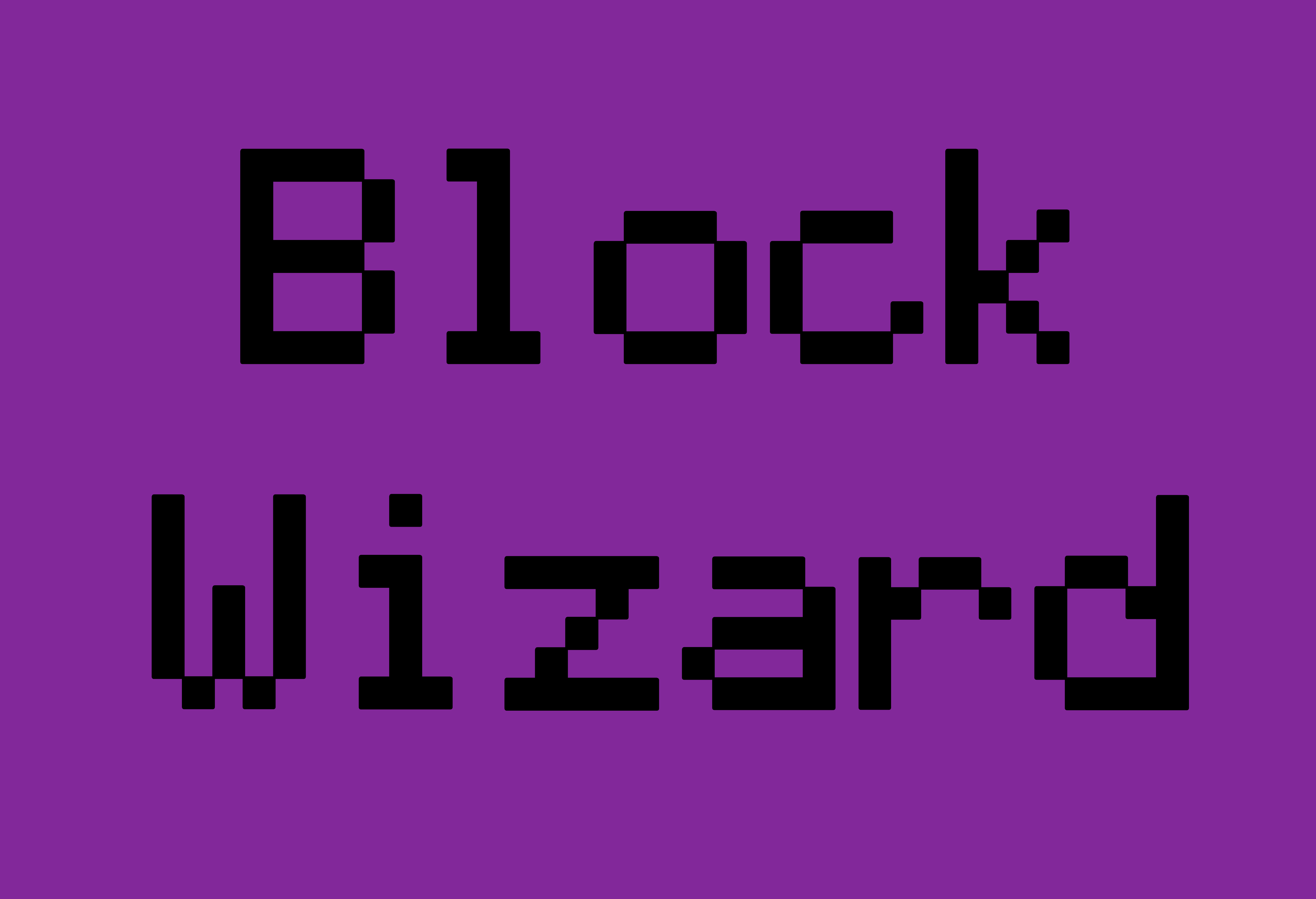 Block Wizard